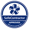 SafeContractor accredited - More information here